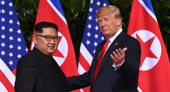 Trump, la un pas de a trimite un mesaj care ar fi fost interpretat ca o declarație de război de către Kim Jong-un
