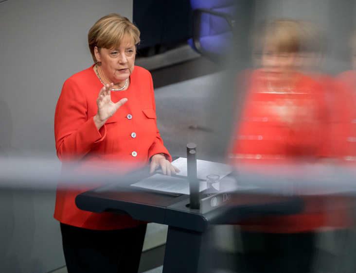 Angela Merkel: Migrația este cea mai mare provocare pentru viitorul UE