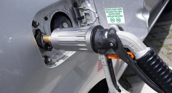 S-a scumpit gazul lichefiat. Unele stații PECO au afișat prețuri mai mari