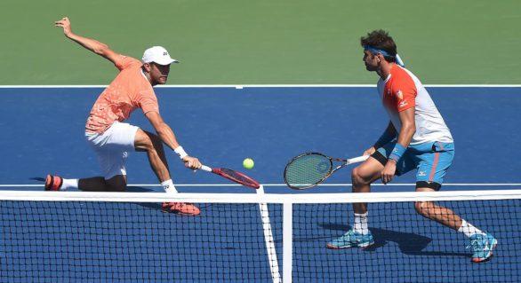 Radu Albot a rata calificarea în finala US Open, la proba dublu. Perechea a pierdut în trei seturi