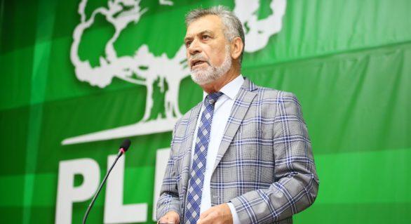 """Tudor Deliu este noul președinte al PLDM. Formațiunea a trecut """"oficial"""" în tabăra partidelor unioniste"""