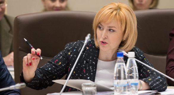 Fostul deputat comunist Oxana Domenti, propusă la funcția de Ambasador al Moldovei în Elveția