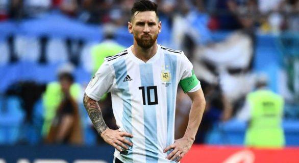 Messi nu va juca pentru naționala Argentinei în meciurile amicale cu Irak și Brazilia