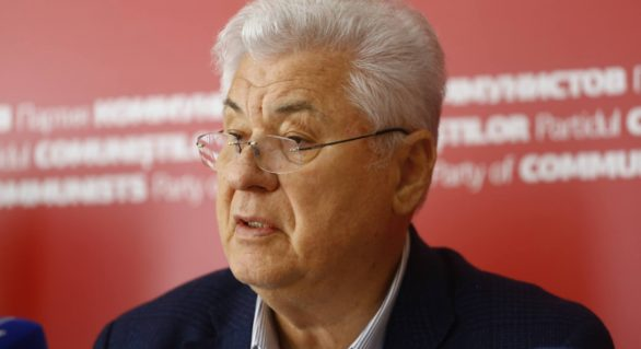 Voronin: Federalizarea este foarte periculoasă pentru Moldova. A doua zi Transnistria își declară independența