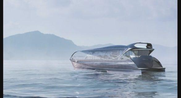 Elvețienii au creat iahtul care nu are nevoie de a opri pentru realimentare
