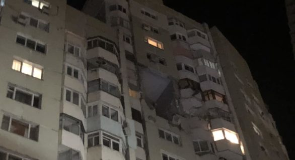 Explozie într-un bloc din capitală! Se confirmă moartea a două persoane