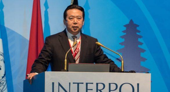 Șeful Interpol a demisionat, după ce a fost arestat preventiv în China