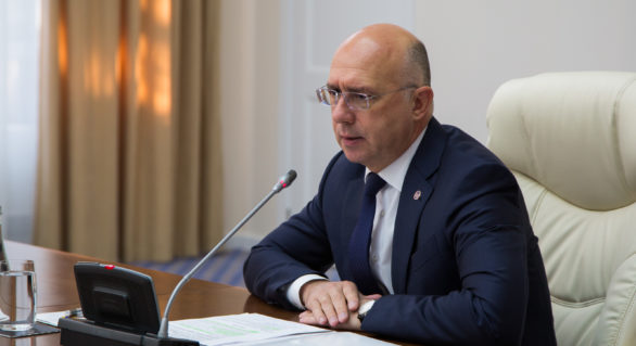 Explozia din Chișinău: Pavel Filip a cerut ca într-o săptămână să fie prezentat un plan de acțiuni concrete