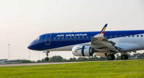Privatizarea Air Moldova de către o companie nou-creată, discutată în cadrul Comisiei parlamentare economie, buget și finanțe