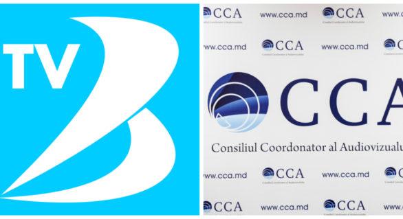Postul de televiziune BTV din Bălți, avertizat public de CCA pentru unele declarații făcute la o ședință a Primăriei transmisă în direct