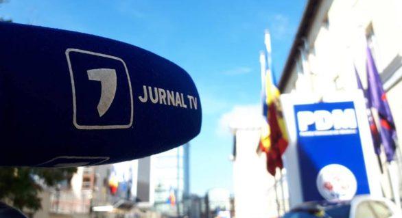 ONG-urile de media solicită Partidului Democrat să-și reevalueze atitudinea față de TV8 și Jurnal TV. Acțiunile PDM, pasibile de răspundere penală