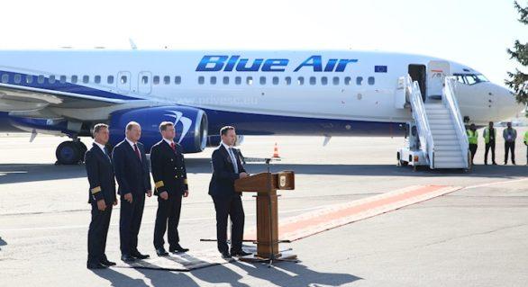 Directorul Blue Air recunoaște că ultimul cuvânt în luarea unor decizii importante la Air Moldova va aparține celor doi moldoveni