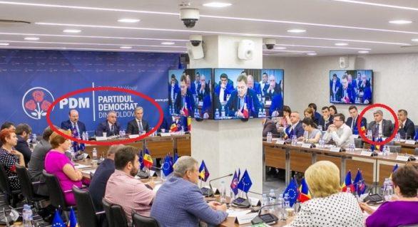 Este sau nu Alexandru Jizdan membru al Partidului Democrat?! Ce spune ministrul de Interne despre relația sa cu Plahotniuc
