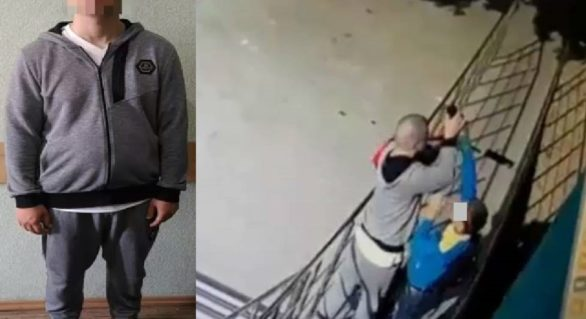 (VIDEO) Un tânăr din capitală riscă până la șapte ani de închisoare după ce a deposedat un minor de portmoneul cu 50 de lei în interior