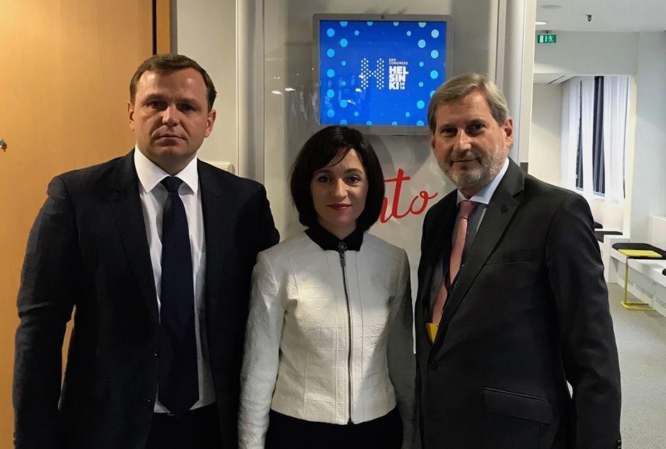 """Comisarul european pentru Politica de Vecinătate, Johannes Hahn, îngrijorat de """"acțiunile antidemocratice ale regimului de la Chișinău"""""""
