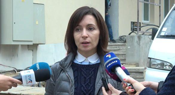 """Maia Sandu confirmă invitația de a participa la audierile comisiei în cazul """"Open Dialog"""", dar cere audieri publice"""